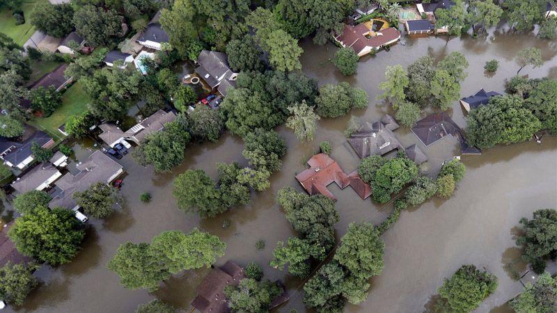 سهم موزههای تگزاس از طوفان خسارتبار هاروی