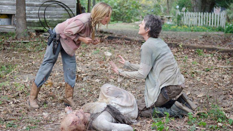 بدترین و دلخراشترین صحنه های سریال واکینگ دد (مردگان متحرک)