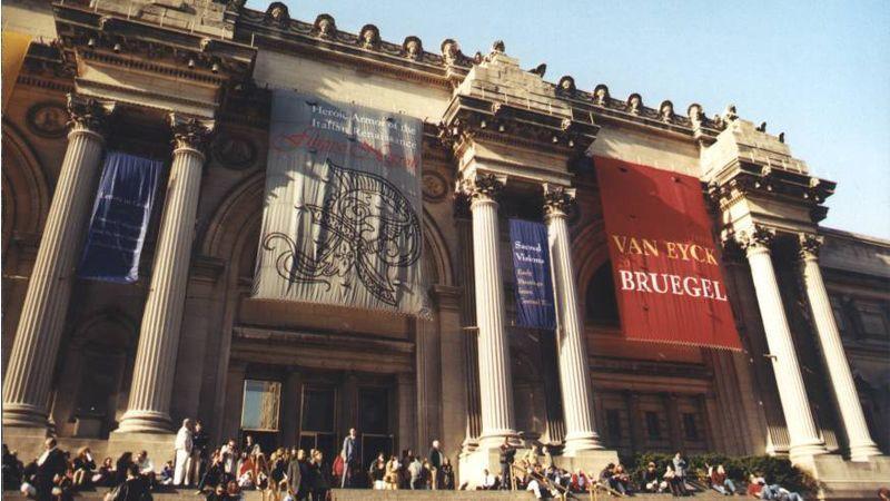 پیشتازی موزههای اروپایی از موزههای آمریکایی در جهانی شدن