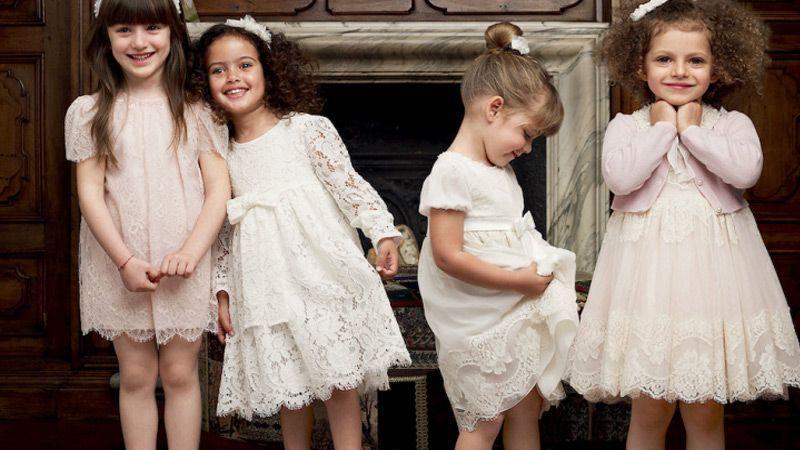 مدل لباس عروس مخصوص دختر بچه ها