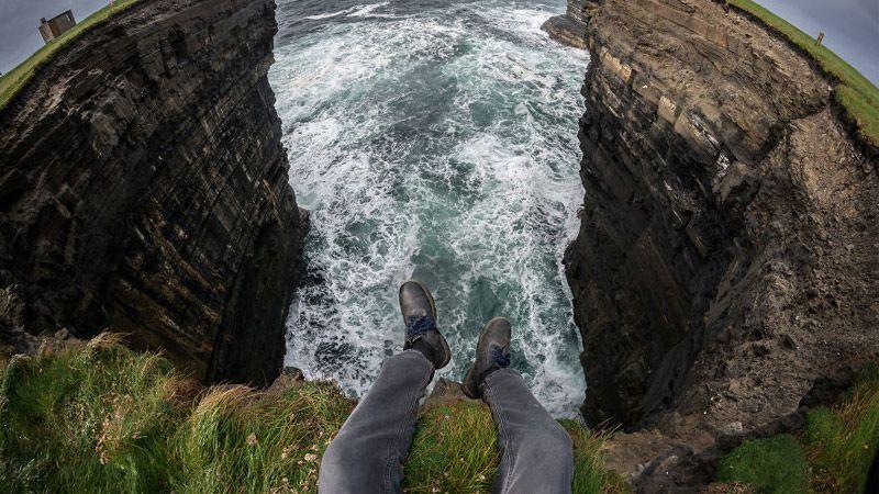 عکاسی از مناظر و چشم اندازهای ایرلند