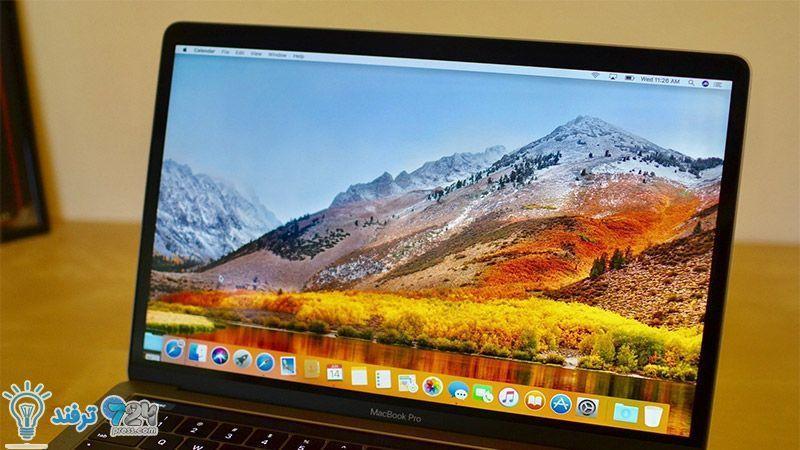 به اشتراک گذاشتن فایل در شبکه در macOS