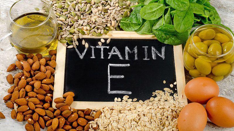 چگونه کمبود ویتامین E را تشخیص داده و درمان کنیم