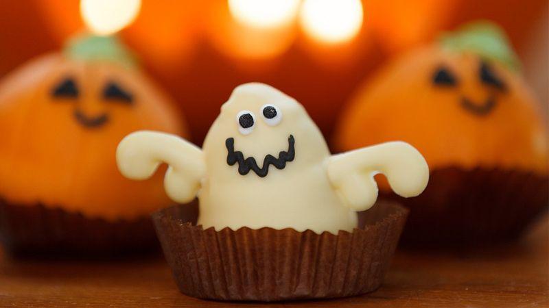 خلاقیت در تهیه دسرهای هالووینی