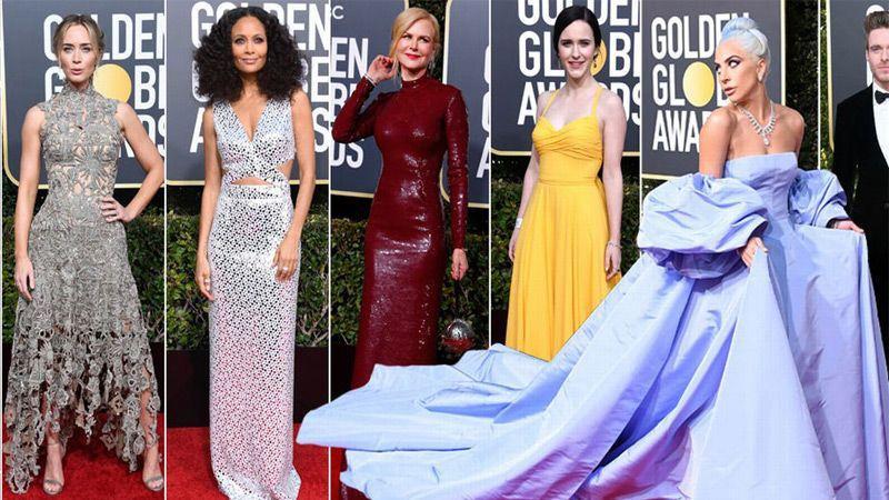 بهترین و بدترین لباسهای فرش قرمز گلدن گلوب ۲۰۱۹