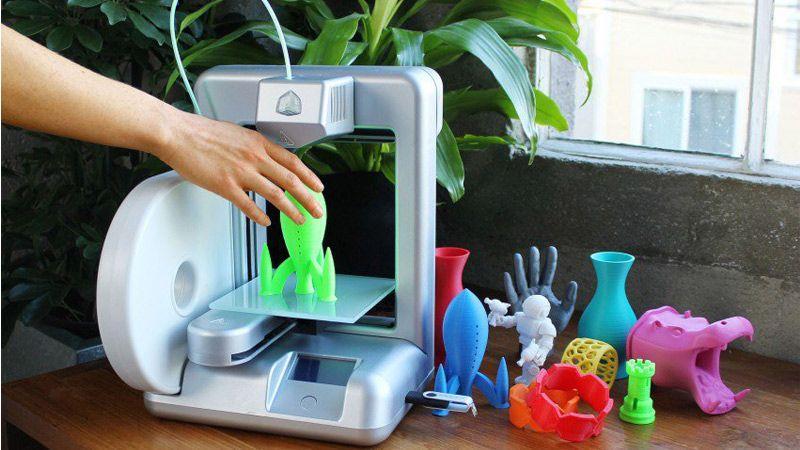 کاربرد پرینتر سه بعدی در زندگی روزمره