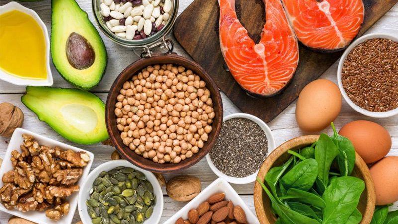 خوراکی های مفید برای افزایش طول عمر و سلامت انسان