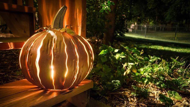 تزئینات هالووین ترسناک، بامزه و خلاقانه