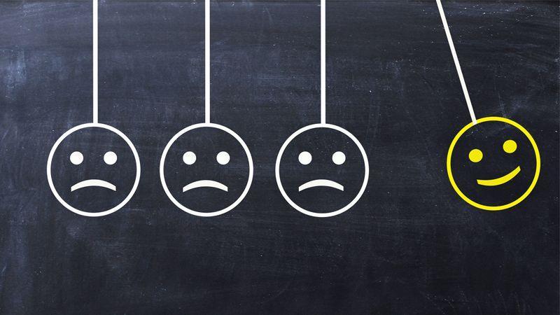 چگونه جلوی افکار منفی را بگیریم؟