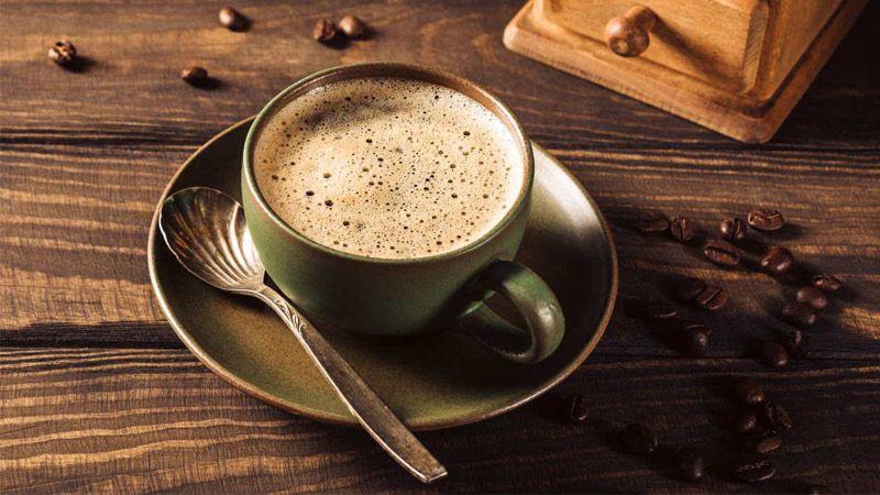 تاثیر مصرف قهوه در کاهش وزن