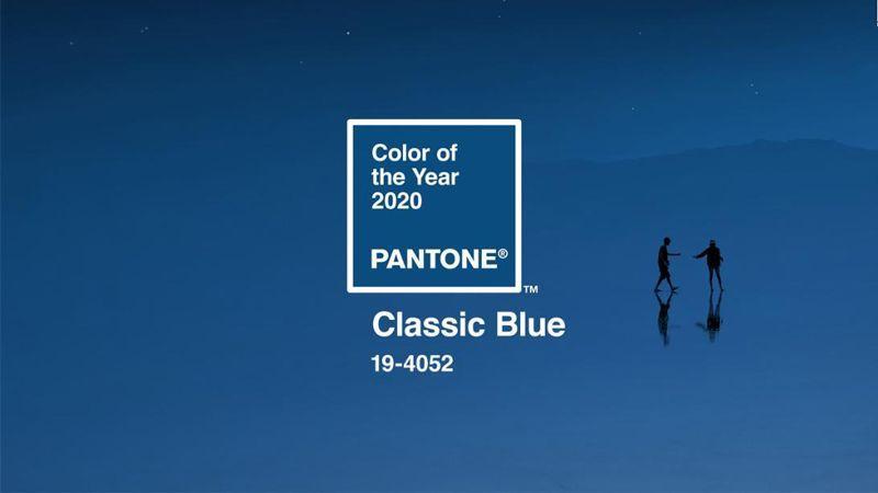 موسسه پنتن رنگ سال 2020 را اعلام کرد