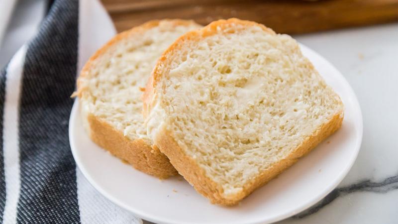طرز تهیه نان خانگی پایه