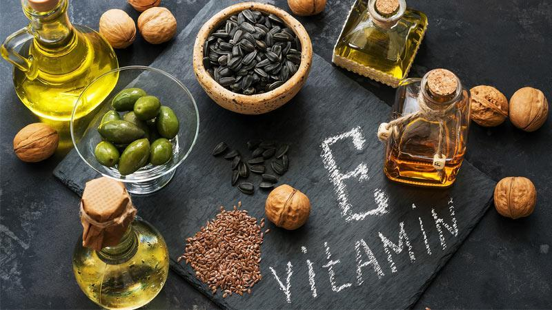 آیا مصرف روغن ویتامین E برای بدن مفید است
