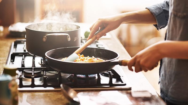 نکاتی برای طبخ سالم مواد غذایی در دوران شیوع کرونا
