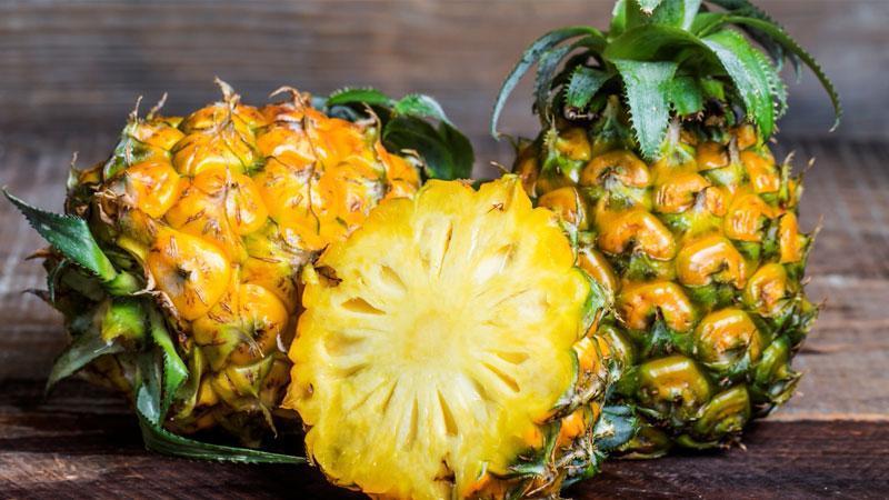 فواید مصرف آناناس