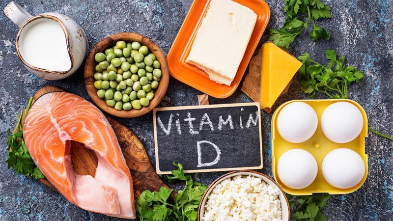 خواص ویتامین D روی سلامت عمومی بدن