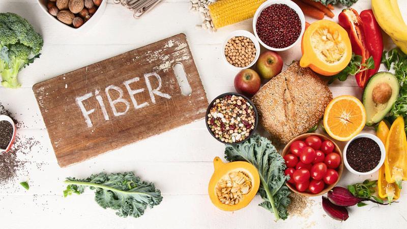 خوراکی هایی که میزان قابل توجهی فیبر دارند