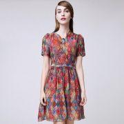 100-Silk-font-b-Dress-b-font-christmas-print-font-b-dress-b-font-2017-New