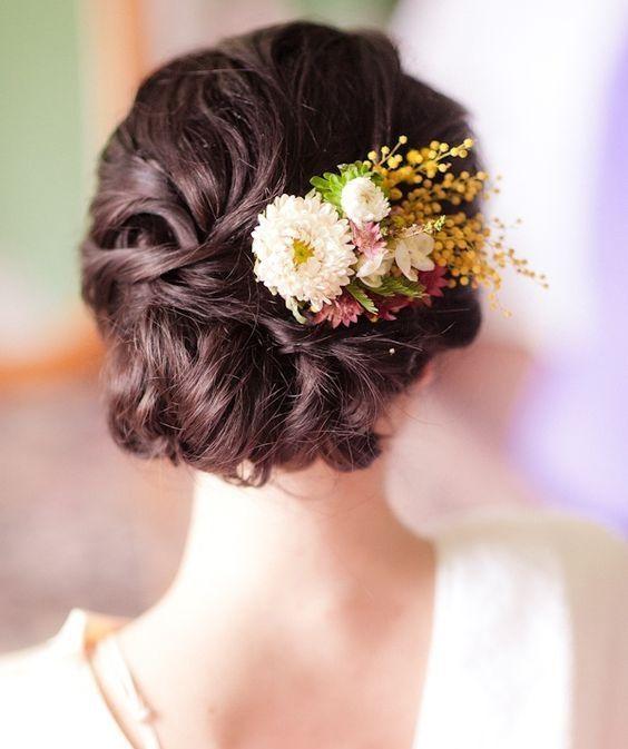 Hair-with-Flower-Arrangment-7