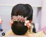 Hair-with-Flower-Arrangment-5