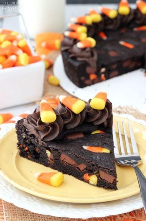 candycornchocolatechipcookiecake7