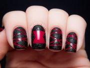 black-widow-nail-art