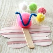 make-butterfly-pom-pom-craft-stick-4