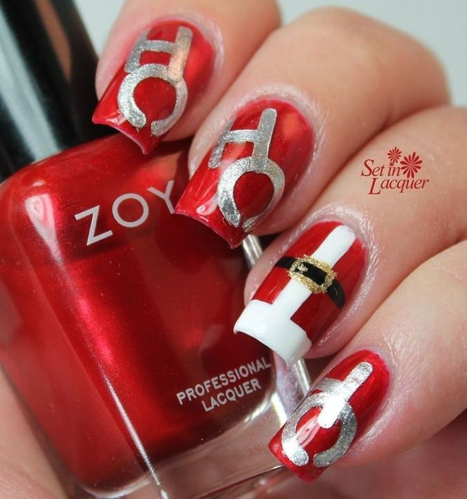 b1970ca1fec80f4edcce5bfadb413542--holiday-nails-christmas-nails