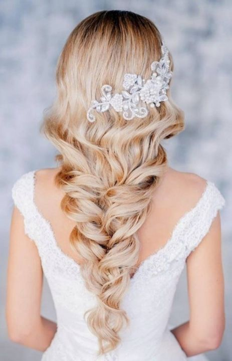 Best-Wedding-Long-Hair-Amazing-Hair-Style-Women-Picture