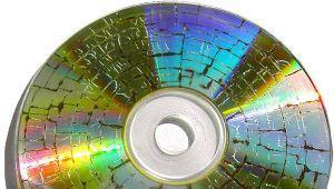 استفاده مجدد از سی دیهای قدیمی