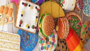کیف دستیهای زنانه وسوسه کننده که توسط طراح خلاق هلندی ارائه شدهاند