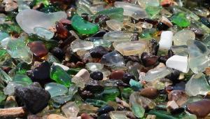 ساحل شیشهای در روسیه