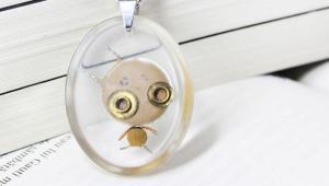 ساخت ربات های کوچک از مواد بازیافتی
