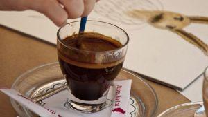 طراحی خلاقانه با استفاده از قهوه