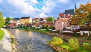 دهکده ها و شهرای زیبای اروپا