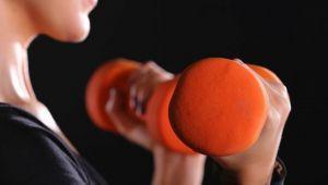 تاثیر وزنه زدن در عضلات