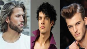 بهترین مدل های موی مردانه سال نو و سال 2017