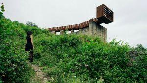 دنیای معماری: یک پیاده روی متفاوت