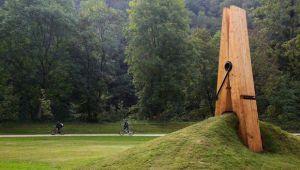 هنر خیابانی در خدمت جلوه های طبیعت