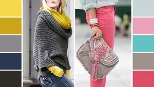 ترکیب رنگی ایده آل لباس