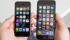 تلفن هوشمند کوچک