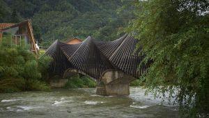 تازه های دنیای معماری و ساخت سازه هایی با استفاده از بامبو