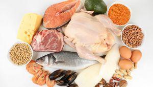 ۱۰ غذای سرشار از پروتئین