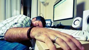 ارتباط خواب و چاقی