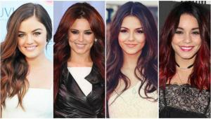 مواد طبیعی برای رنگ مو