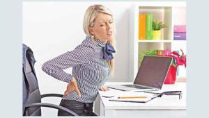 راهکارهای خانگی درمان کمر درد