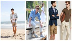 مدل پیراهن تابستانی مردانه سال 2017