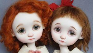 ساخت عروسک چینی توسط هنرمند پرتغالی