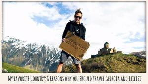 دلایل سفر به گرجستان