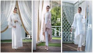 مدلهای مانتو ارائه شده توسط عسلی مزون